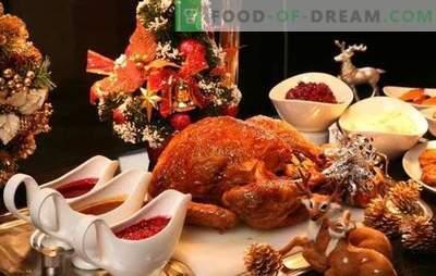 Christmas goose - o prato principal da véspera de Natal! Receitas de ganso de Natal com maçãs, laranjas, batatas, trigo mourisco