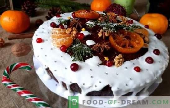 O que é bolo de gengibre?