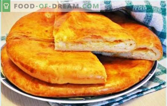 Megrelian Khachapuri - su dvigubu sūriu yra skanesnis! Geriausi garsaus Megrelijos khachapuri receptai