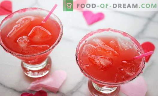 30 melhores receitas para coquetéis alcoólicos e não-alcoólicos para uma festa em casa