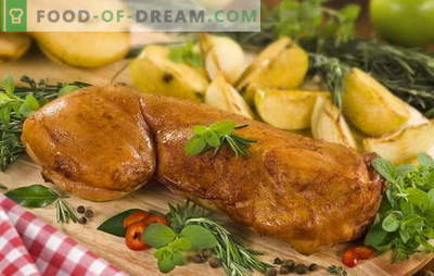 Como cozinhar um coelho para que a carne fique macia. Receitas de coelho em vários molhos, o segredo para fazer carne macia