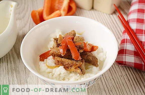 Como cozinhar carne em tailandês em casa? Muito mais fácil do que parece