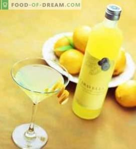 Kuidas juua limoncello