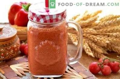 Tomaten-Smoothies