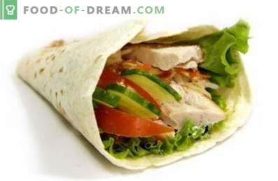 Frango Shawarma