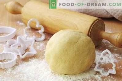 Como fazer massa de biscoitos