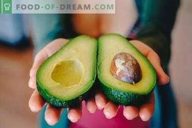 Como comer abacate