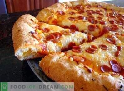 Massa de pizza magnífica