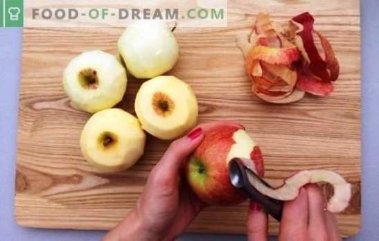 Maçãs congeladas: diferentes maneiras de congelar frutas suculentas. Como congelar maçãs durante todo o inverno, em fatias, na forma de purê de batatas